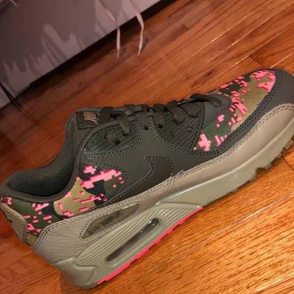 Nike Shoes | Nike Air Max 9 Green And